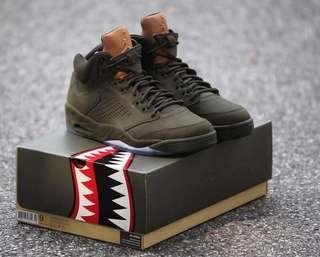 Nike Air Jordan 5 'Pinacle' Take Flight