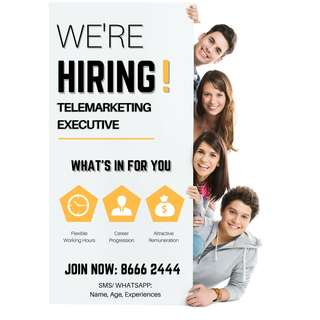 Telemarketers Wanted! (Weekly Cash Payout, Up to $10/hr!)