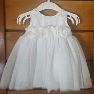Baptismal gown for baby