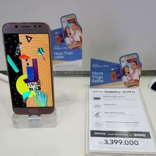 Samsung Galaxy J5 Pro Cicilan Bunga 0.99% Tanpa Kartu Kredit