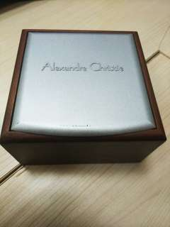 Kotak Jam Alexander Christie