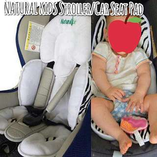NATURAL KIDS Stroller/Car Seat Pad