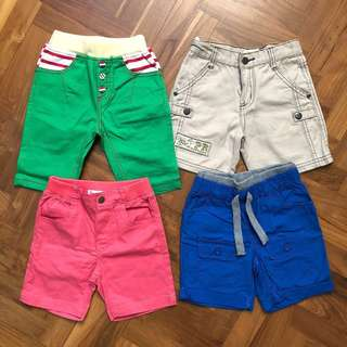 Assorted boy pants (3T) 4 for $25
