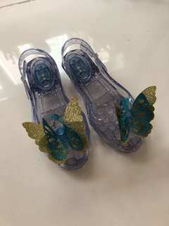 Cinderella shoes with light