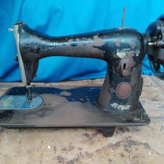 Antique Singer Sewing Macjine