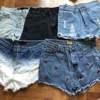Shorts clearance