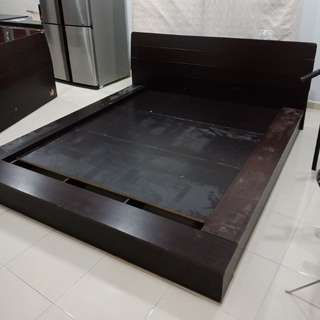 King+Queen size Bed Frame ( Japanese style)
