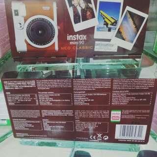 Dijual Camera Fuji Instax Neo 90 Mini Classic Bisa Nyicil Tanpa Kartu Kredit