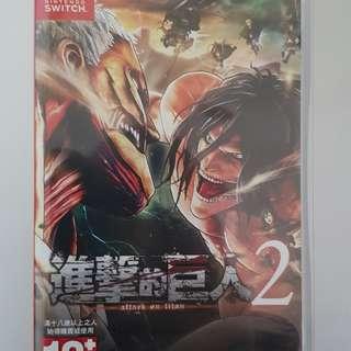 進擊的巨人2 中文版