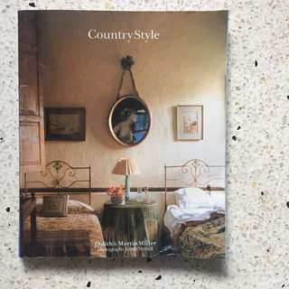 Design book: Country Style