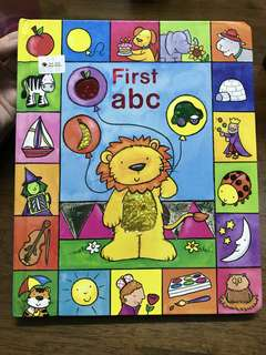First ABC Board Book