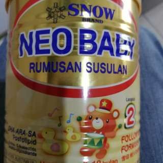 Snow NEO BABY step 2