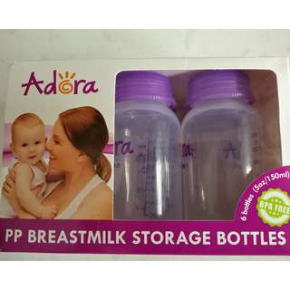 Adora Breastmilk Storage bottle