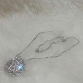 Pendant Chain Crystal #BONUSMARET
