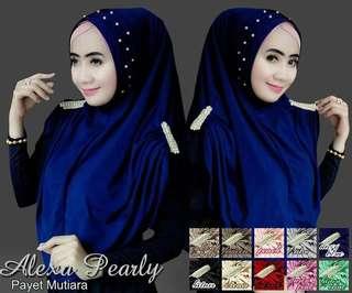 Hijab Instant Alexa Pearly