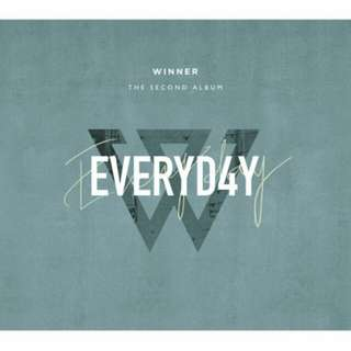[PREORDER] WINNER - EVERYD4Y (2nd Album)