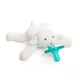Wubbanub pacifier - Little Lamb (imported from USA)