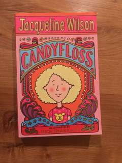 Candyfloss, Jacqueline Wilson