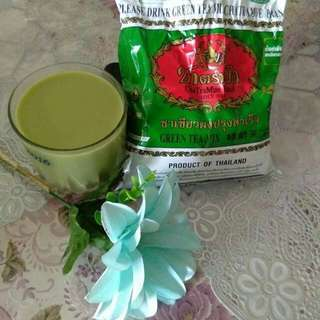 Green tea thai