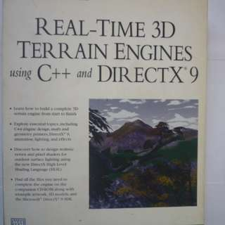 Real-Time 3D Terrain Engines (include CD)