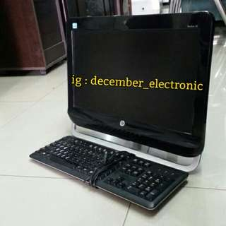 Komputer HP All in one ram 2GB pentium G HDD 500GB