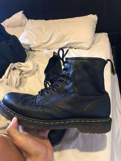 Doc Martens - Boot Black Smooth