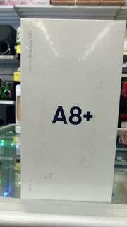 Samsung A8+ bisa cicilan tanpa kartu kredit