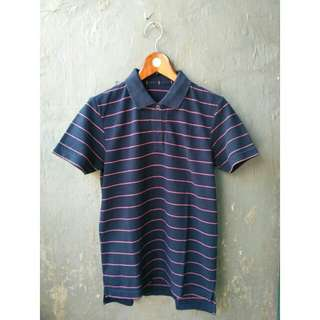 Polo shirt navy