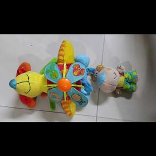 Fisher Price Hanging Decorative Toy