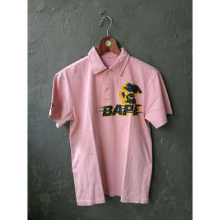 Polo shirt BATHING APE ( BAPE )