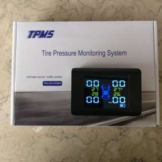 Dual Power Direct TPMS - external sensors