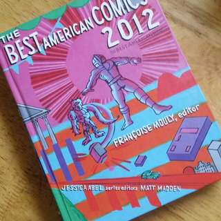 Best American Comics of 2012