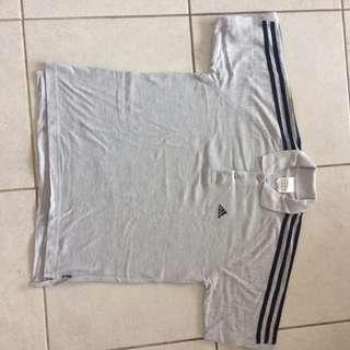 Adidas collared shirt