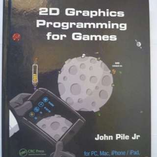 2D Graphics Programming for Games (NEW)