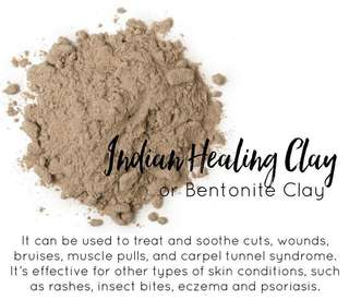 Bentonite Clay 130grams