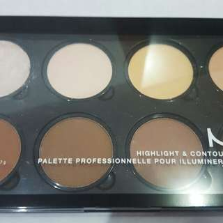 NYX Highlight & Contour Palette