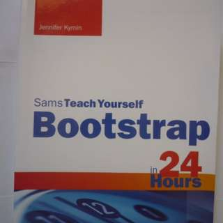 Bootstrap in 24 Hours (BOOK)