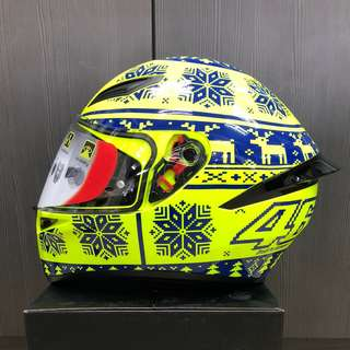 AGV K1 WINTER TEST
