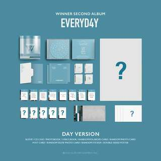 [PO] WINNER 2ND ALBUM - EVERYDAY