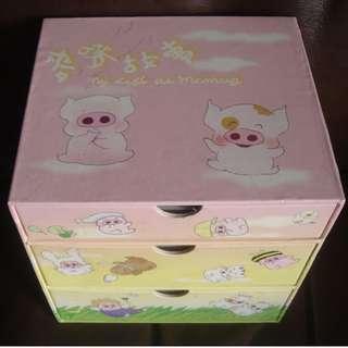 VCD 動畫卡通 - 麥嘜故事 Vol.1-13 (Boxset) 90%NEW
