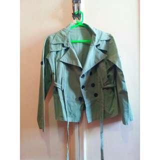 Light Green Jacket/Blazer