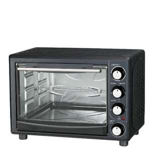 Milux Electric Oven - 35 liters (MOT-35)