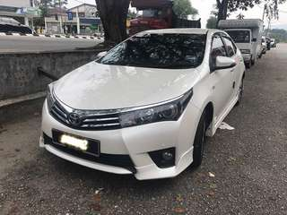 Toyota Altis 2.0G