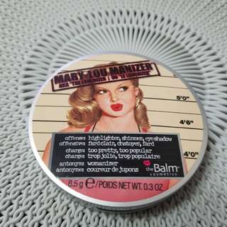 REPRICED!! The Balm Mary Lou Manizer