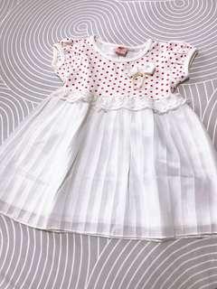 Baby Girl Dress 12m