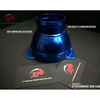 ( NEW ITEM ) ADAPTER AIR FILTER WIRA GSR EVO 4G63 4G93 MIVEC!!
