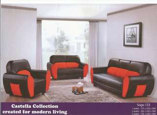 Sofa (Set 321) installment plan payment per-month SOGO