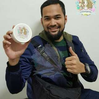 LOTION PEMUTIH BERGARANSI (Glowingbody125ml)