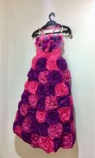 Flower Gown