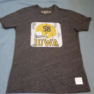 Iowa triblend rayon usa